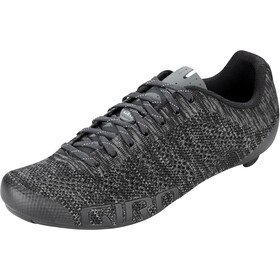 Giro Empire E70 Knit Chaussures Homme, black/charcoal heather